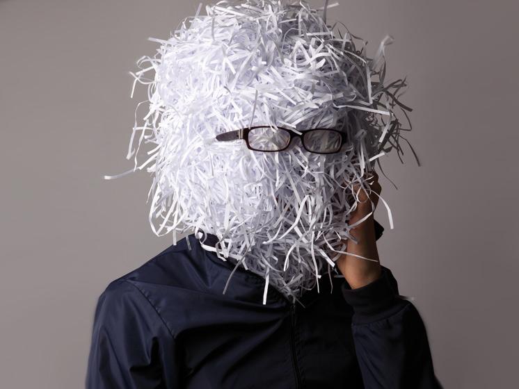 Mr. Gratte-Papiers