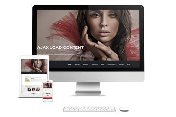 WordPress Theme – Eleven