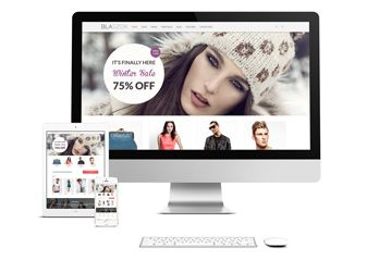 WordPress Theme – Fashion Portfolio