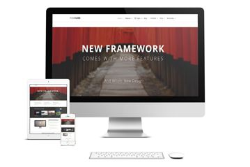 WordPress Theme – Flawless