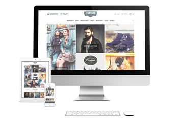 WordPress Theme – Good Store