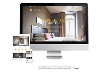 WordPress Theme – Vessa hotel